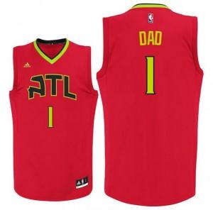 canotta dad logo 1 atlanta hawks 2015-2016 rosso