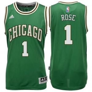 canotta derrick rose 1 chicago bulls 2016 verde