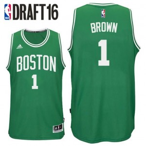 canotta jaylen brown 1 boston celtics draft 2016 verde