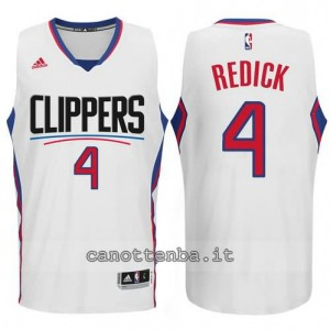 canotta redick #4 los angeles clippers 2015-2016 bianca
