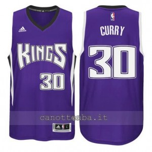canotta seth curry #30 sacramento kings porpora