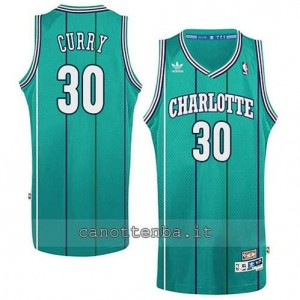 canotta stephen curry #30 charlotte hornets retro