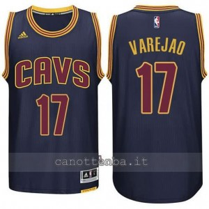 Canotta anderson varejao #17 cleveland cavaliers 2014-2015 blu