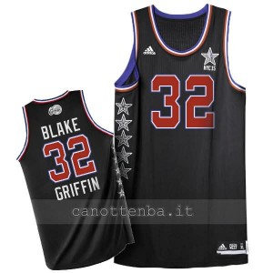 canotta nba blake griffin #32 nba all star 2015 nero