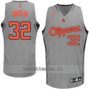Canotta blake griffin #32 los angeles clippers grigio