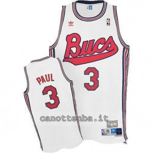 Canotta chris paul #3 new orleans hornets throwback bianca