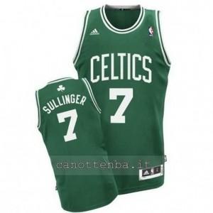 Canotta jared sullinger #7 boston celtics revolution 30 verde