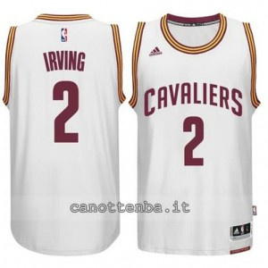 Canotta kyrie irving #2 cleveland cavaliers 2014-2015 bianca