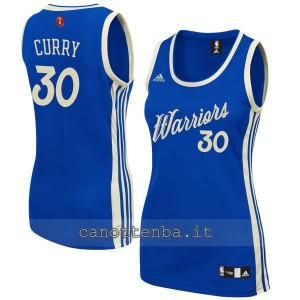 canotta basket donna stephen curry #30 golden state warriors natale 2015