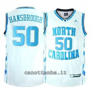 Canotta ncaa north carolina tar heels ty lawson #5 bianca