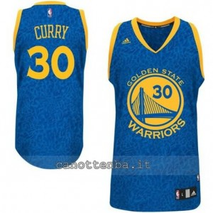 Canotta stephen curry #30 golden state warriors leopard