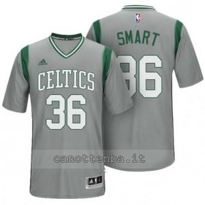 Canotta marcus smart #36 boston celtics alternato grigio