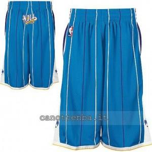 pantaloncini nba new orleans pelicans blu