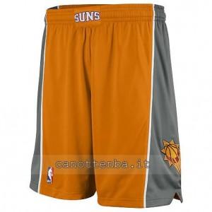 pantaloncini nba phoenix suns arancia