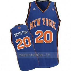 canotta allan houston #20 new york knicks blu