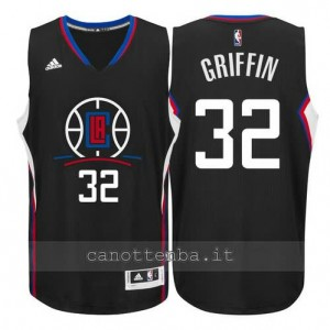 canotta blake griffin #32 los angeles clippers 2015-2016 nero