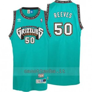 canotta bryant reeves #50 vancouver grizzlies blu