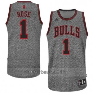 canotta derrick rose #1 chicago bulls moda static