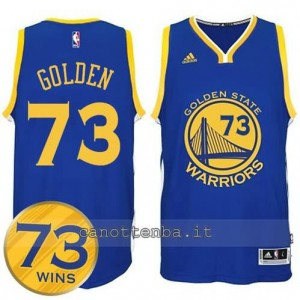 canotta golden state warriors 73 wins 2016 blu
