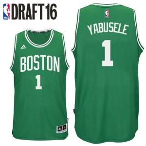 canotta guerschon yabusele 1 boston celtics draft 2016 verde