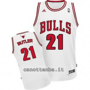 canotta jimmy butler #21 chicago bulls revolution 30 bianca