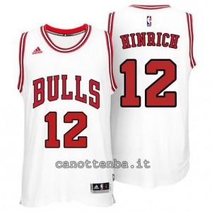 canotta kirk hinrich #12 chicago bulls 2014-2015 bianca