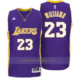canotta lou williams #23 los angeles lakers 2014-2015 porpora