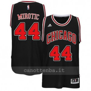 canotta nikola mirotic #44 chicago bulls 2014-2015 nero