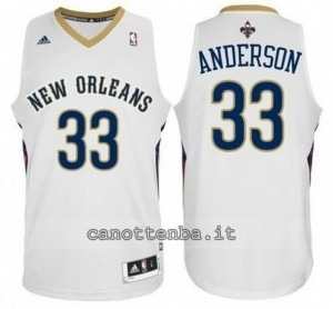 canotta ryan anderson #33 new orleans pelicans revolution 30 bianca