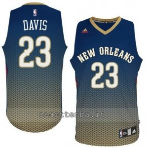 Canotta anthony davis #23 new orleans pelicans moda resonate
