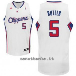 Canotta carom butter #5 los angeles clippers revolution 30 bianca