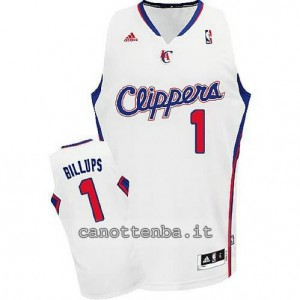 Canotta chauncey billups #1 los angeles clippers revolution 30 bianca