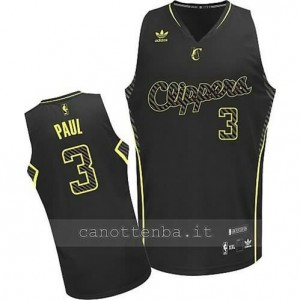Canotta chris paul #3 los angeles clippers moda electricity