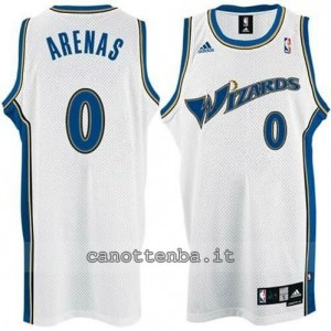 Canotta gilbert arenas #0 washington wizards bianca