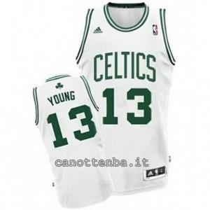 Canotta james young #13 boston celtics revolution 30 bianca