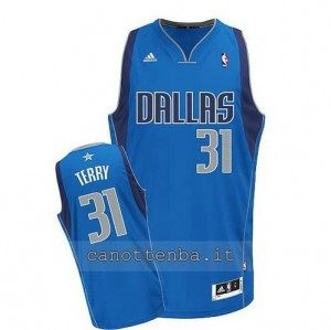 Canotta jason terry #31 dallas mavericks casa revolution 30 blu