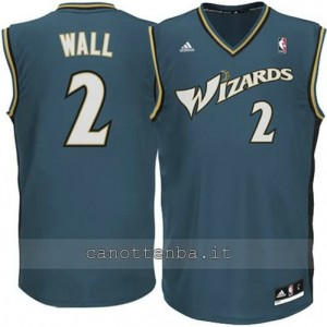Canotta john wall #2 washington wizards revolution 30 grigio