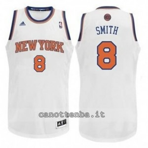 Canotta jr smith #8 new york knicks revolution 30 bianca