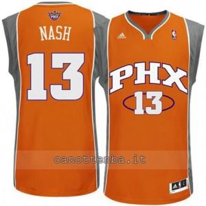 Canotta steve nash #13 phoenix suns revolution 30 arancia