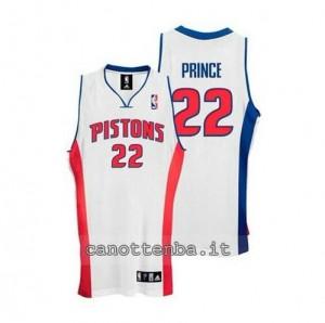 Canotta tayshaun prince #22 detroit pistons bianca