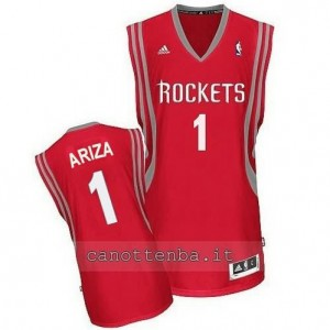 Canotta trevor ariza #1 houston rockets revolution 30 rosso