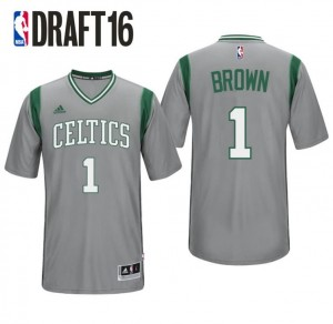 Canotta jaylen brown 1 boston celtics draft 2016 grigio