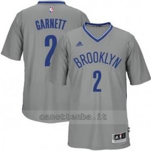Canotta kevin garnett #2 brooklyn nets grigio