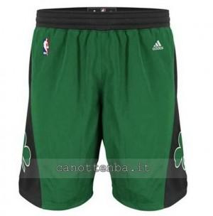 pantaloncini nba boston celtics verde