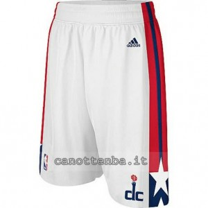 pantaloncini nba washington wizards bianca